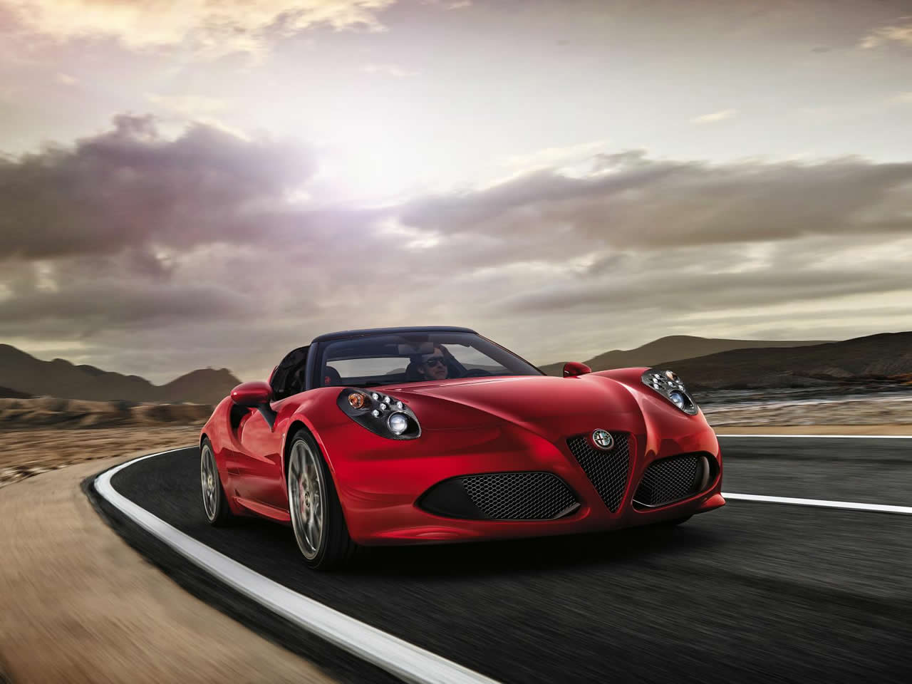 alfa romeo 4c spider buying guide. Black Bedroom Furniture Sets. Home Design Ideas