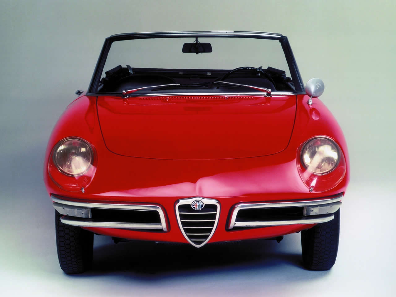 Alfa Romeo Spider Classic on Alfa Romeo Spider Engine