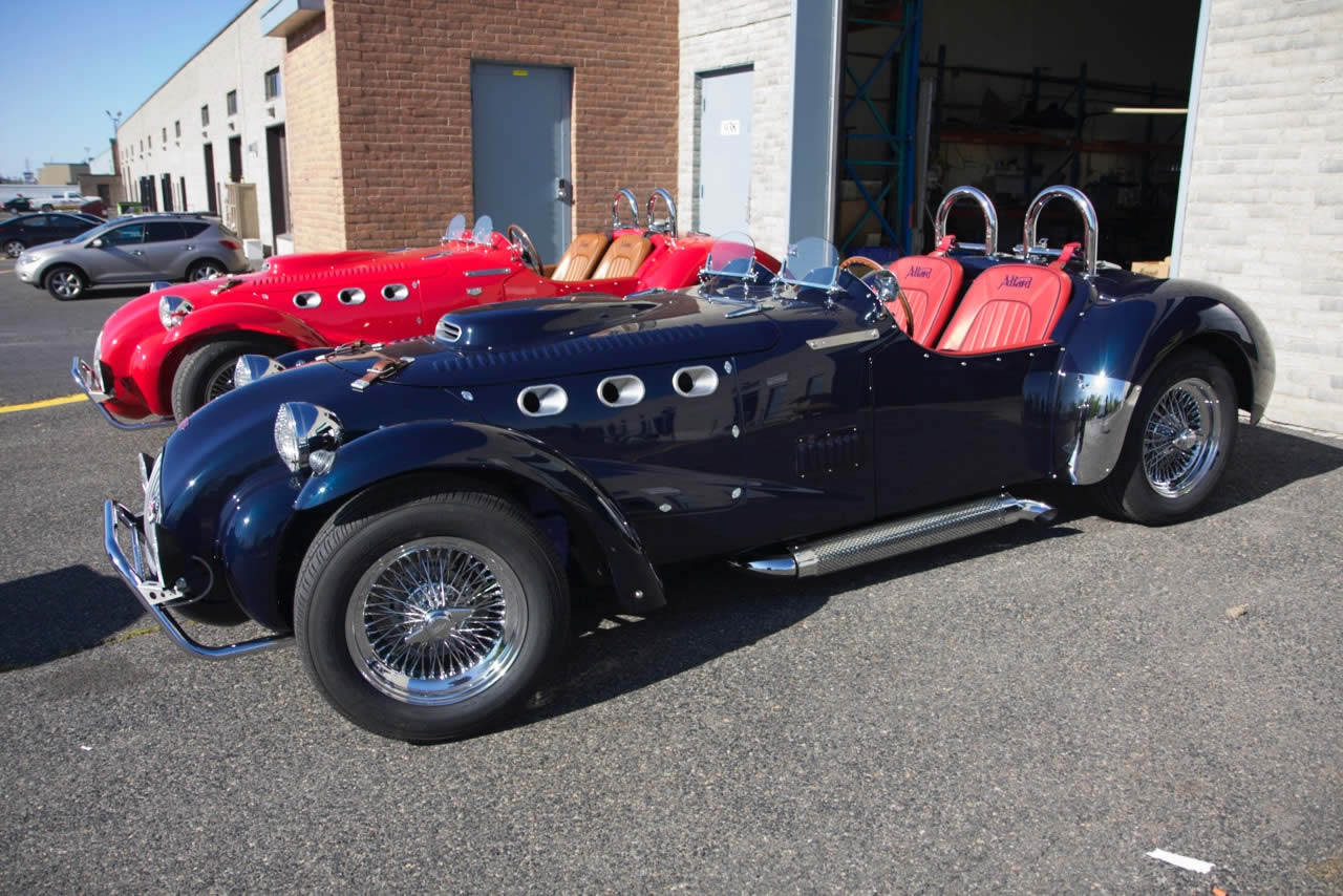 Buyers Guide Allard Convertibles Allard J2X