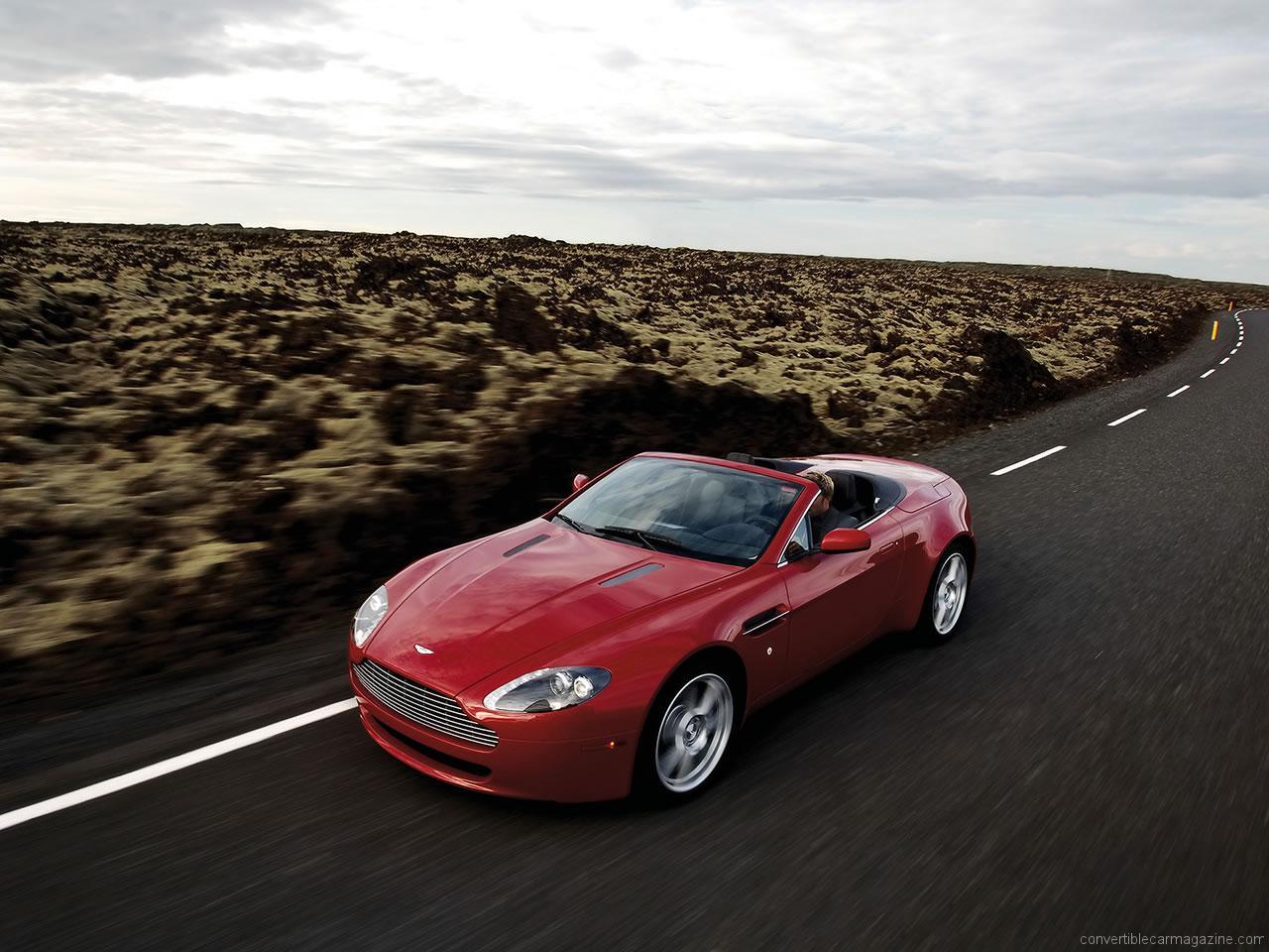 Aston Martin Convertibles