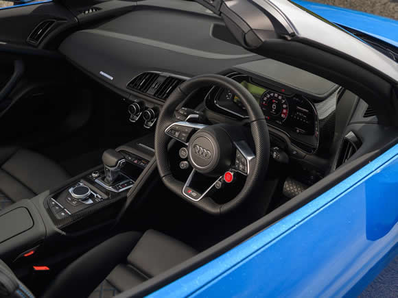 Audi R8 Spyder mk2