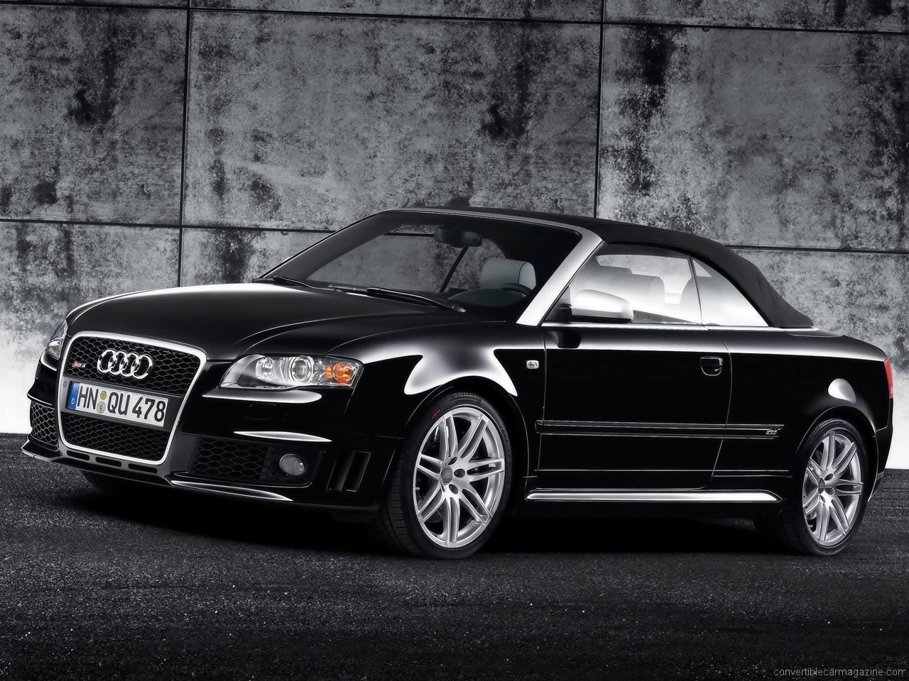 audi rs4 cabriolet buying guide. Black Bedroom Furniture Sets. Home Design Ideas