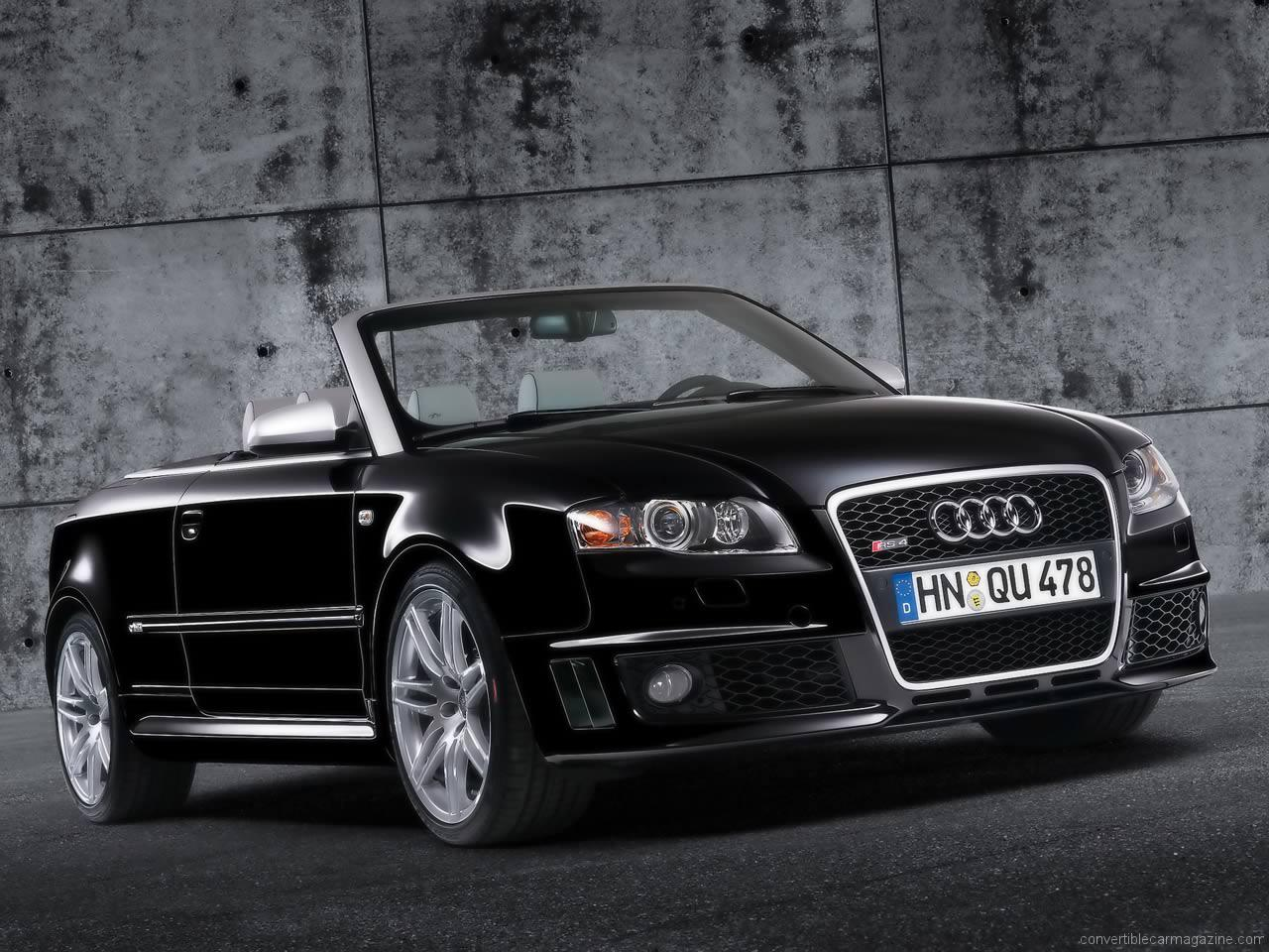 Audi Rs4 Cabriolet Buying Guide