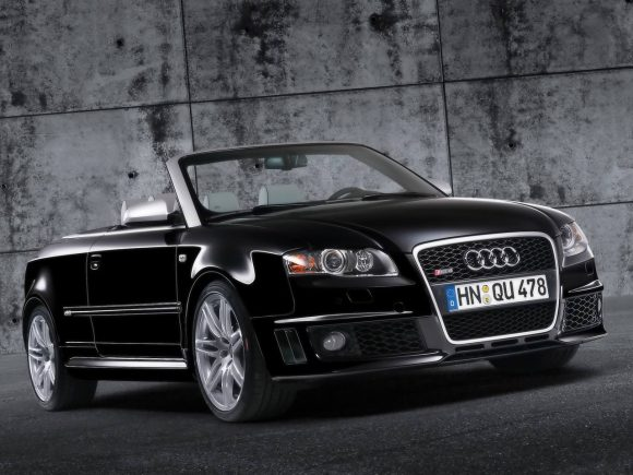Audi RS4 Cabriolet