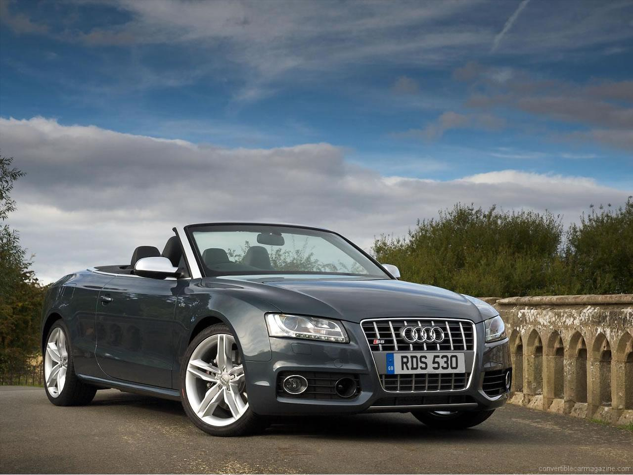 Audi S5 Cabriolet B8 Buying Guide