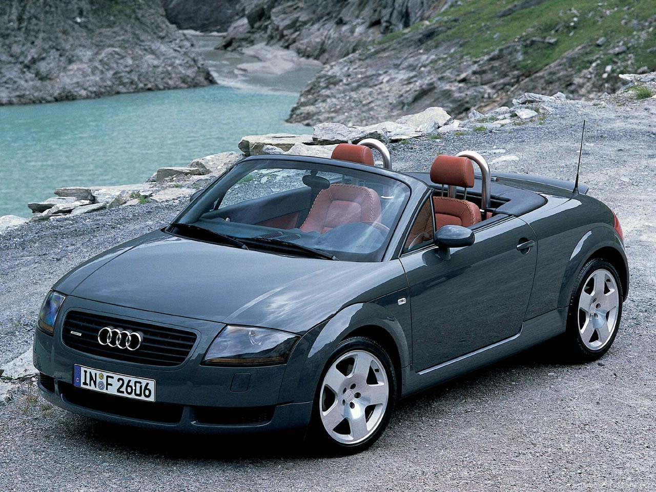 Audi TT Roadster Mk1 · Audi TT Roadster Mk1 ...