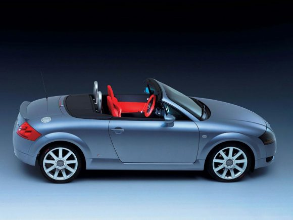 Audi TT Roadster Mk1