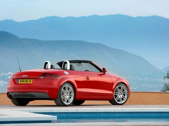 Audi tt roadster buyers guide