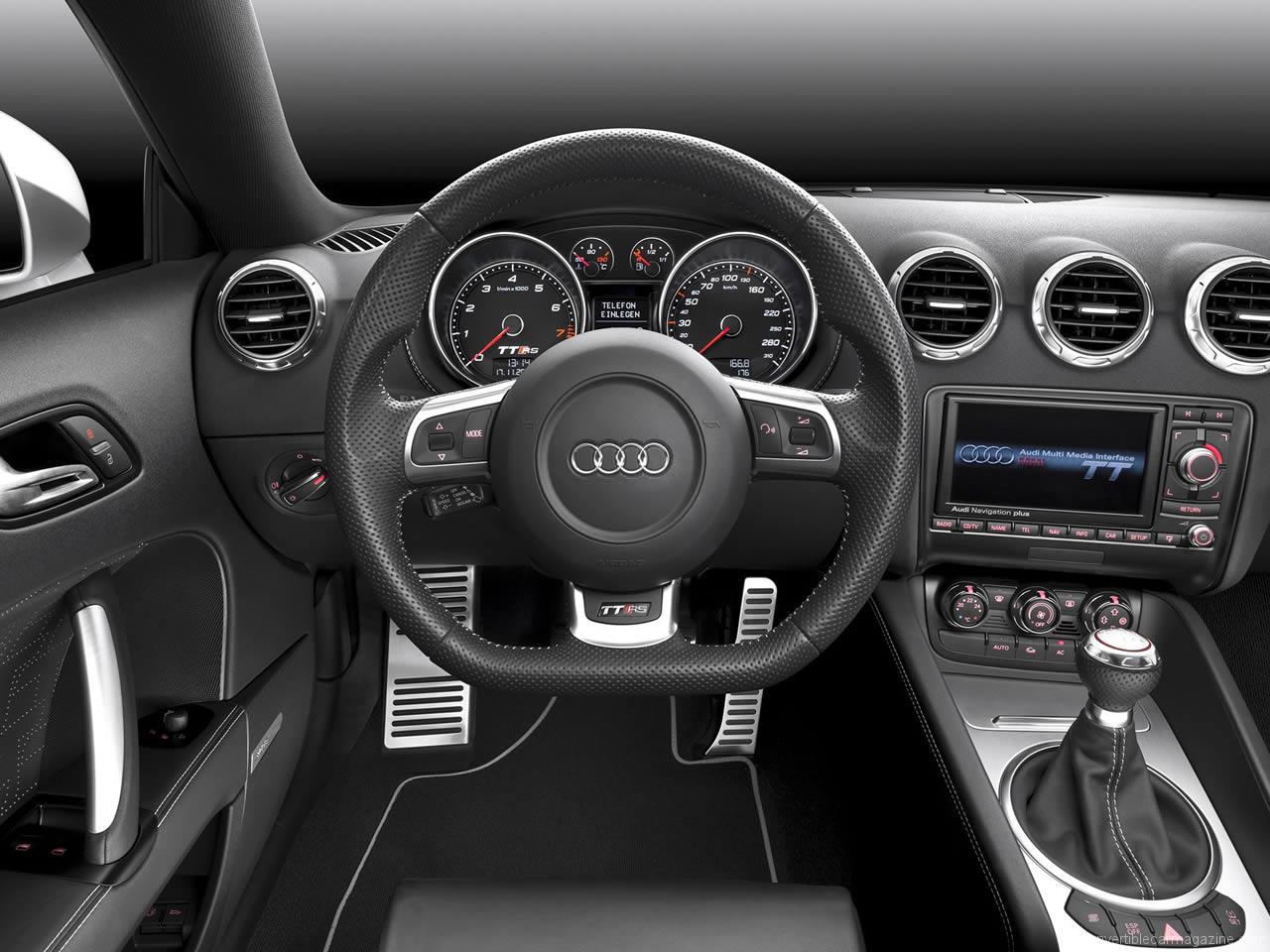 audi tt rs roadster 2009 2015 buying guide rh convertiblecarmagazine com Audi Navigation Maps Audi Navigation System