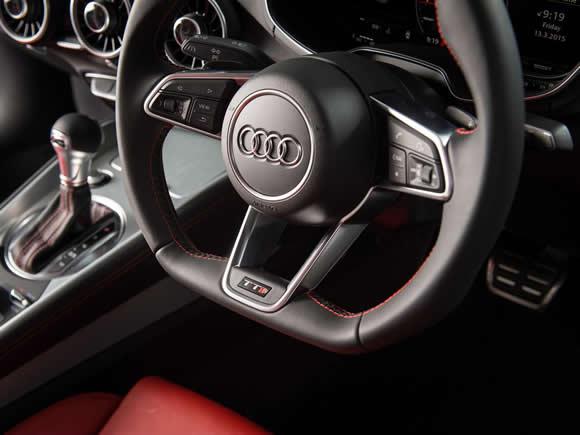 Audi TTS Roadster 8S