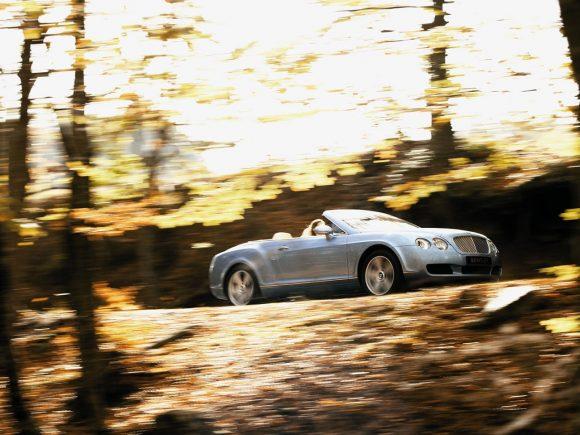 Bentley Continental GTC mk1