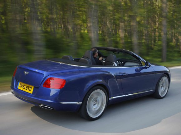 bentley continental gtc mk2