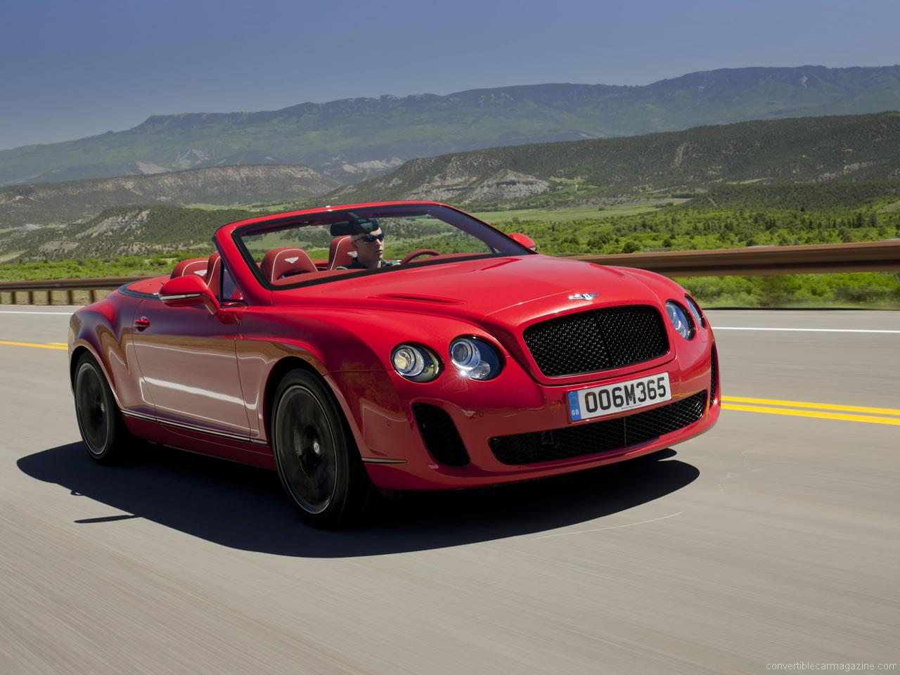 bentley supersports convertible buying guide. Black Bedroom Furniture Sets. Home Design Ideas
