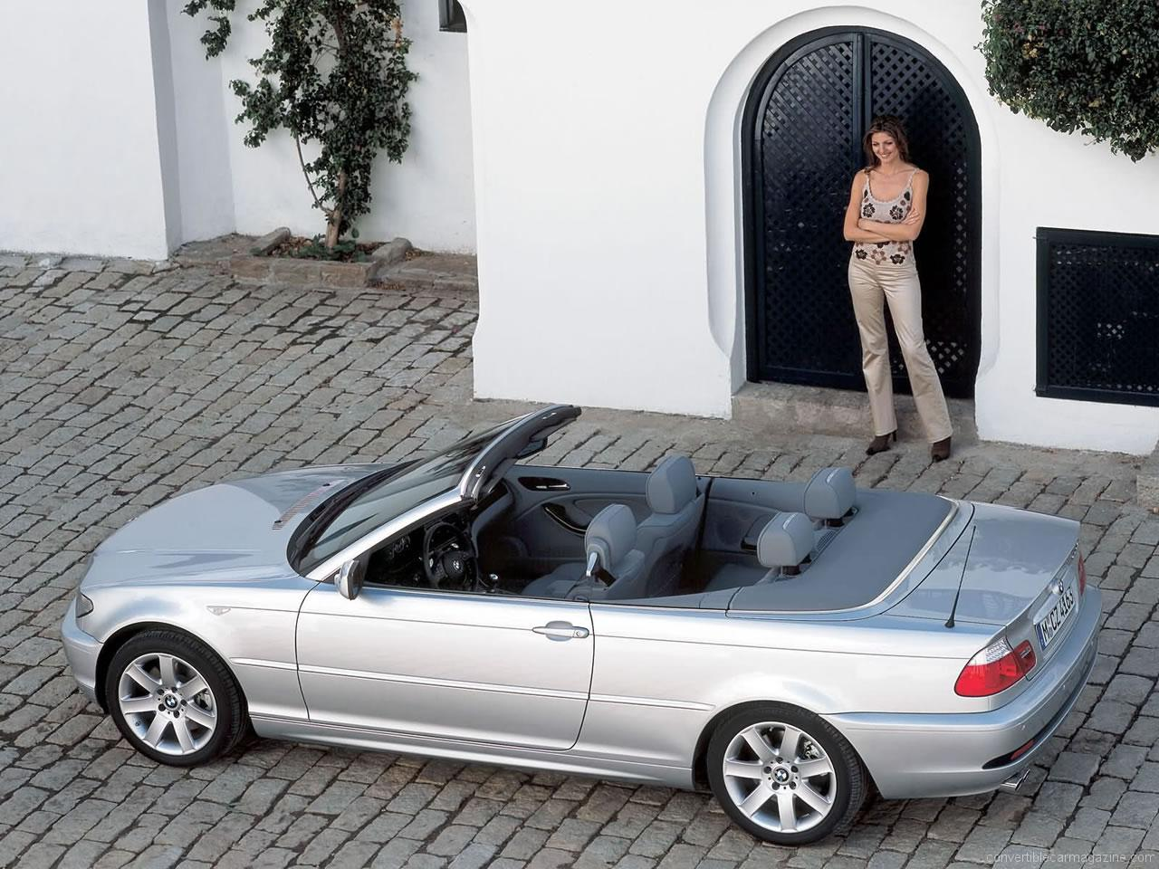 BMW 3-Series Convertible (2000-2006) Buying Guide