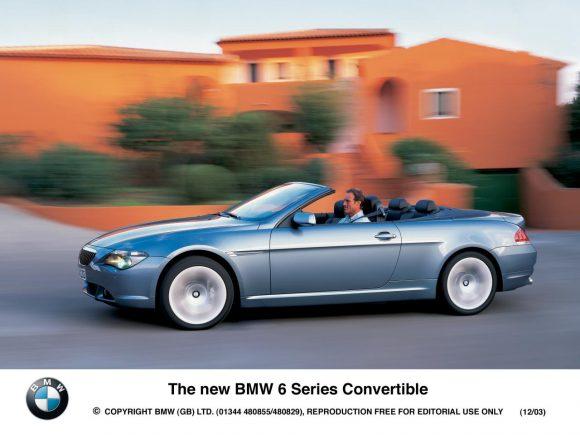 BMW 6 Series mk1