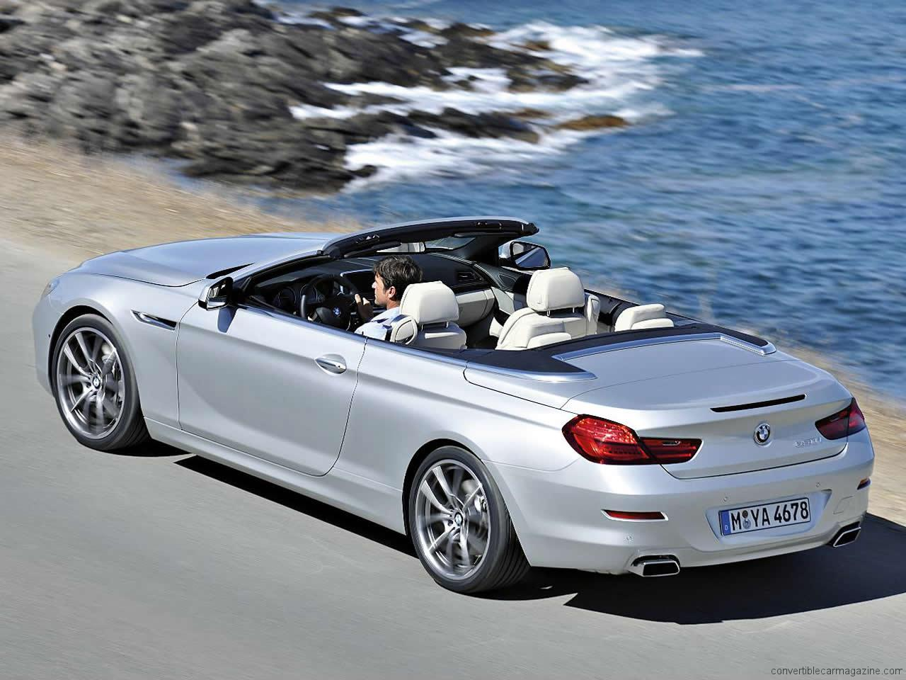 BMW Series Convertible Buying Guide - Bmw 640i convertible 2014