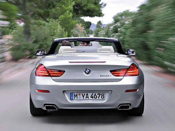 BMW 6 Series mk2