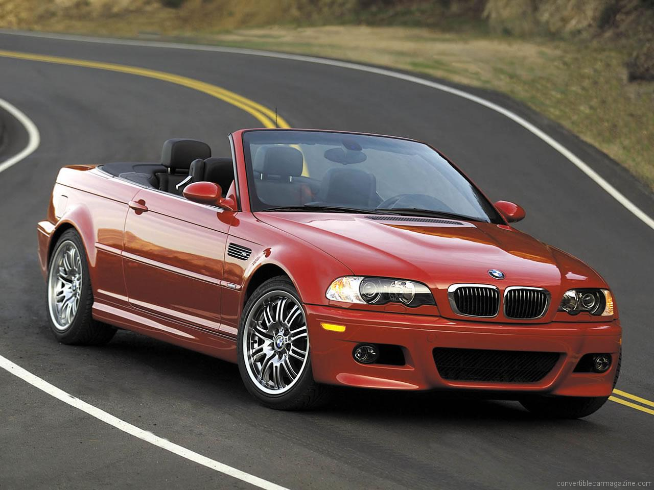 BMW M3 Convertible 20012006 Buying Guide