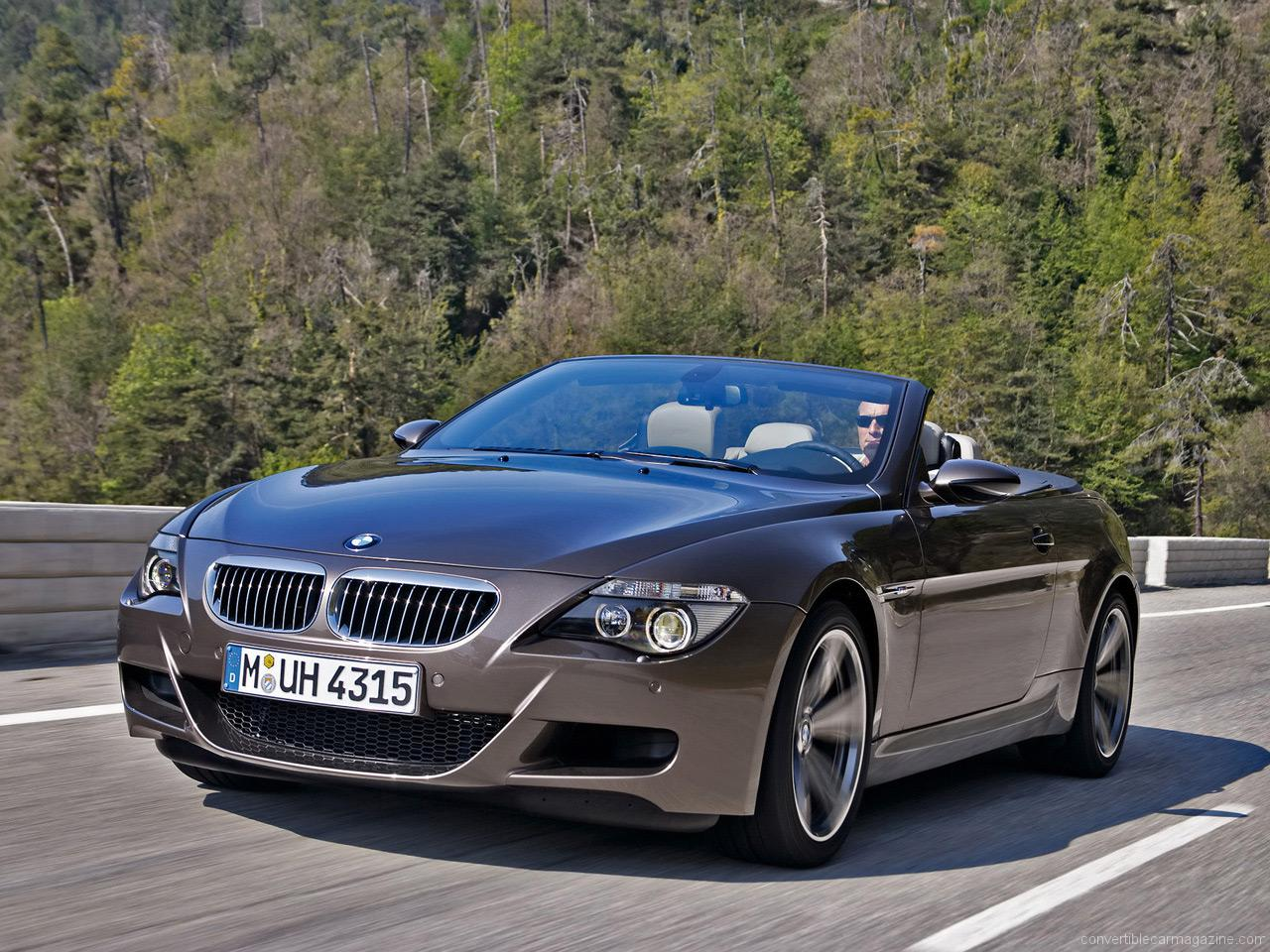 bmw m6 convertible 2009 2011 buying guide. Black Bedroom Furniture Sets. Home Design Ideas