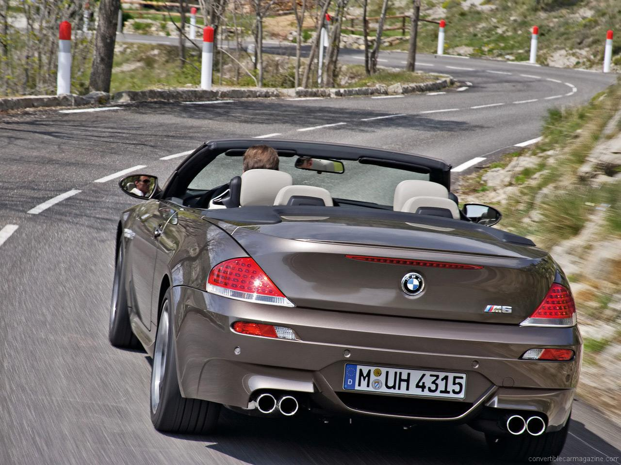 BMW M Convertible Buying Guide - 2011 bmw m6