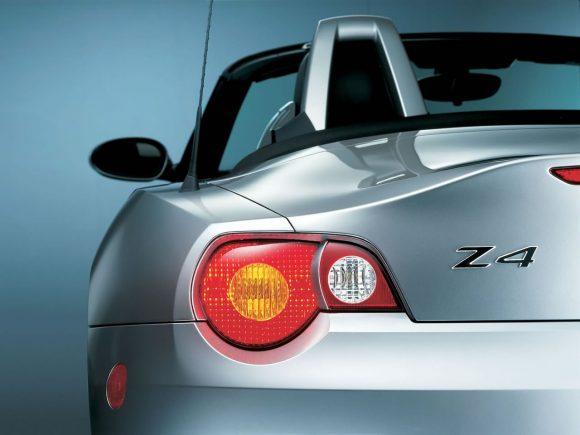 BMW Z4 mk1