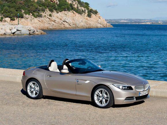 BMW Z4 mk2