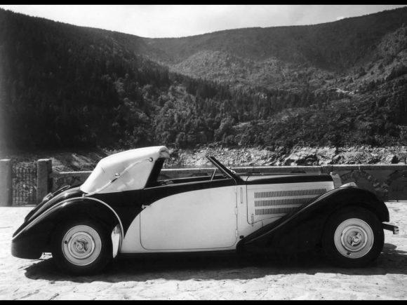 Bugatti Type 57 Convertible