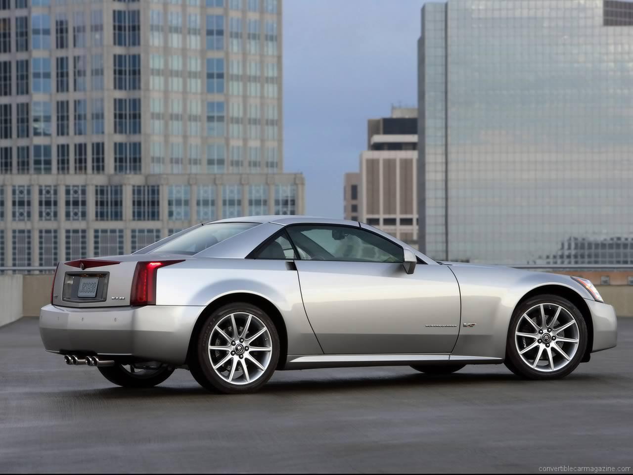 Cadillac Xlr Convertible Buying Guide