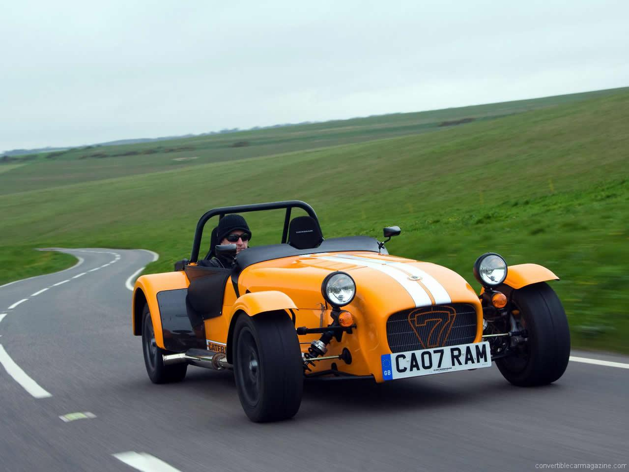 Buyers Guide Caterham Convertibles Caterham Supersport