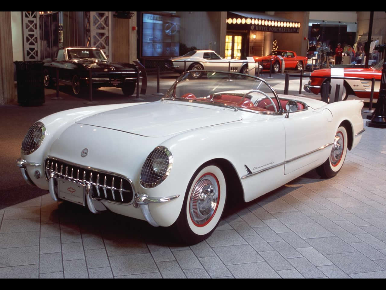 Classic Convertibles » Classic Chevrolet Convertibles » Chevrolet