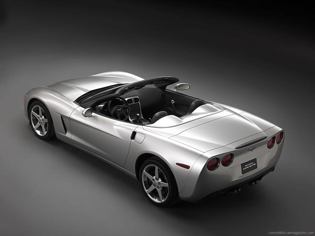 Chevrolet Corvette C6 Convertible Buying Guide