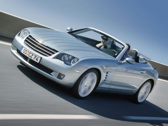 ... Guide » Chrysler Convertibles » Chrysler Crossfire SRT-6 Roadster