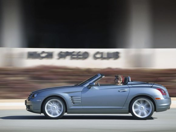 Purchase Used Chrysler Crossfire Convertible Grey: Chrysler Crossfire Roadster Buying Guide