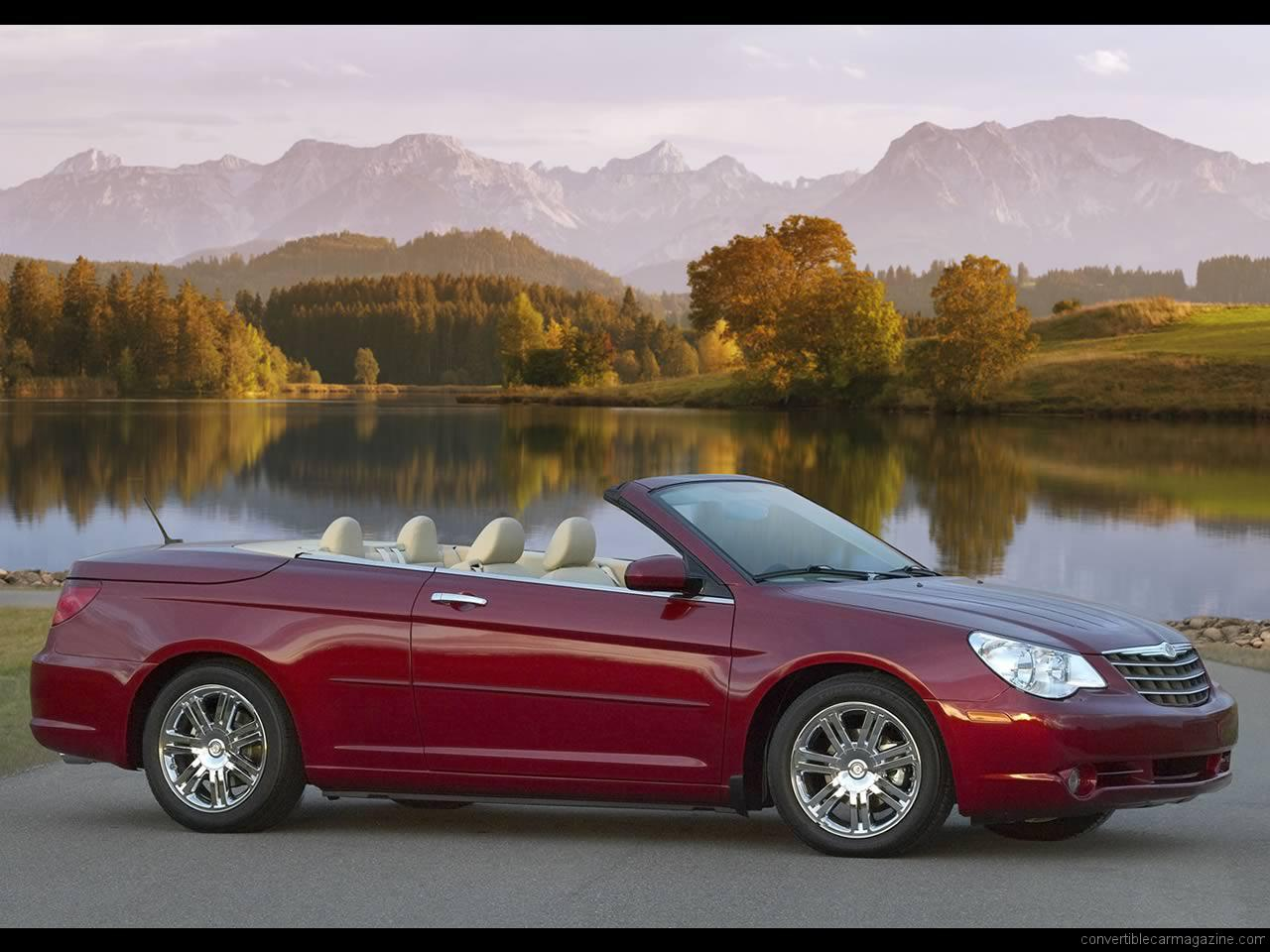 chrysler sebring convertible buying guide. Black Bedroom Furniture Sets. Home Design Ideas