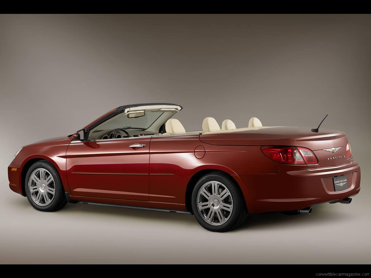 Convertible chrysler sebring forum #1