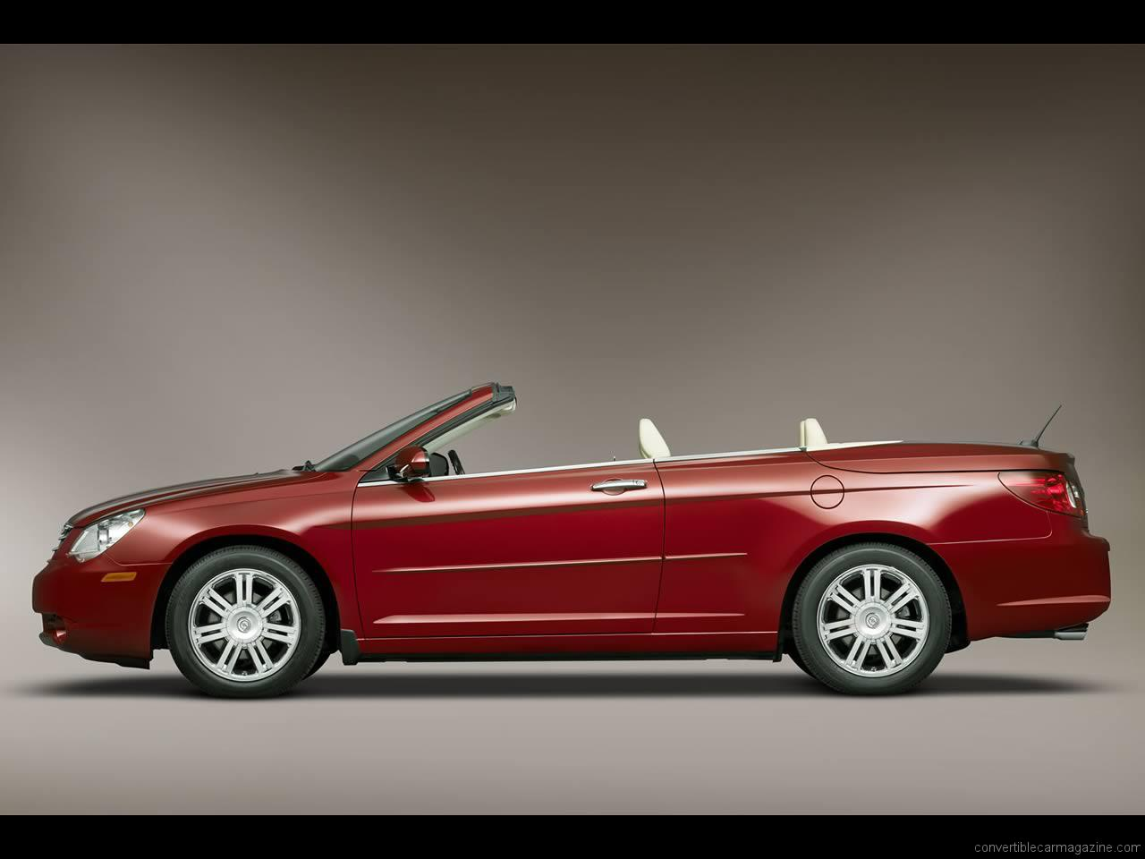 Chrysler Sebring Convertible Ing Guide