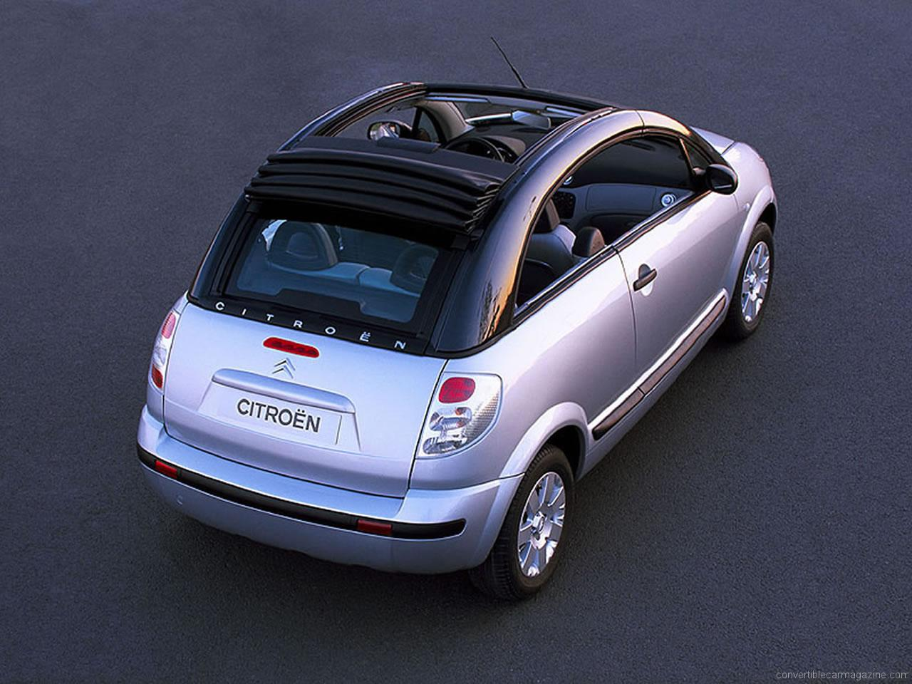 citroen c3 pluriel buying guide. Black Bedroom Furniture Sets. Home Design Ideas