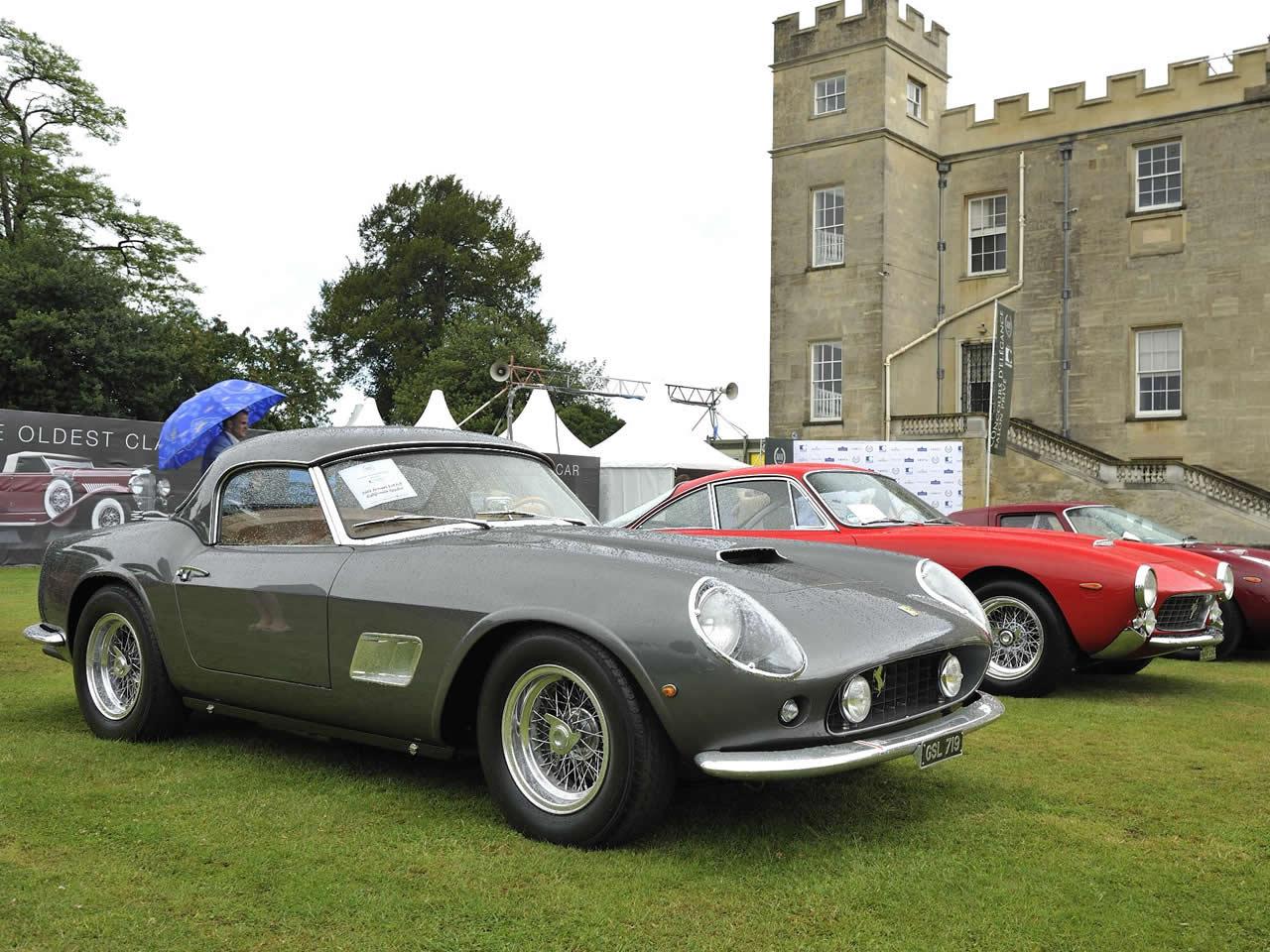 Classic Ferrari 250 Gt California Spyder Buying Guide