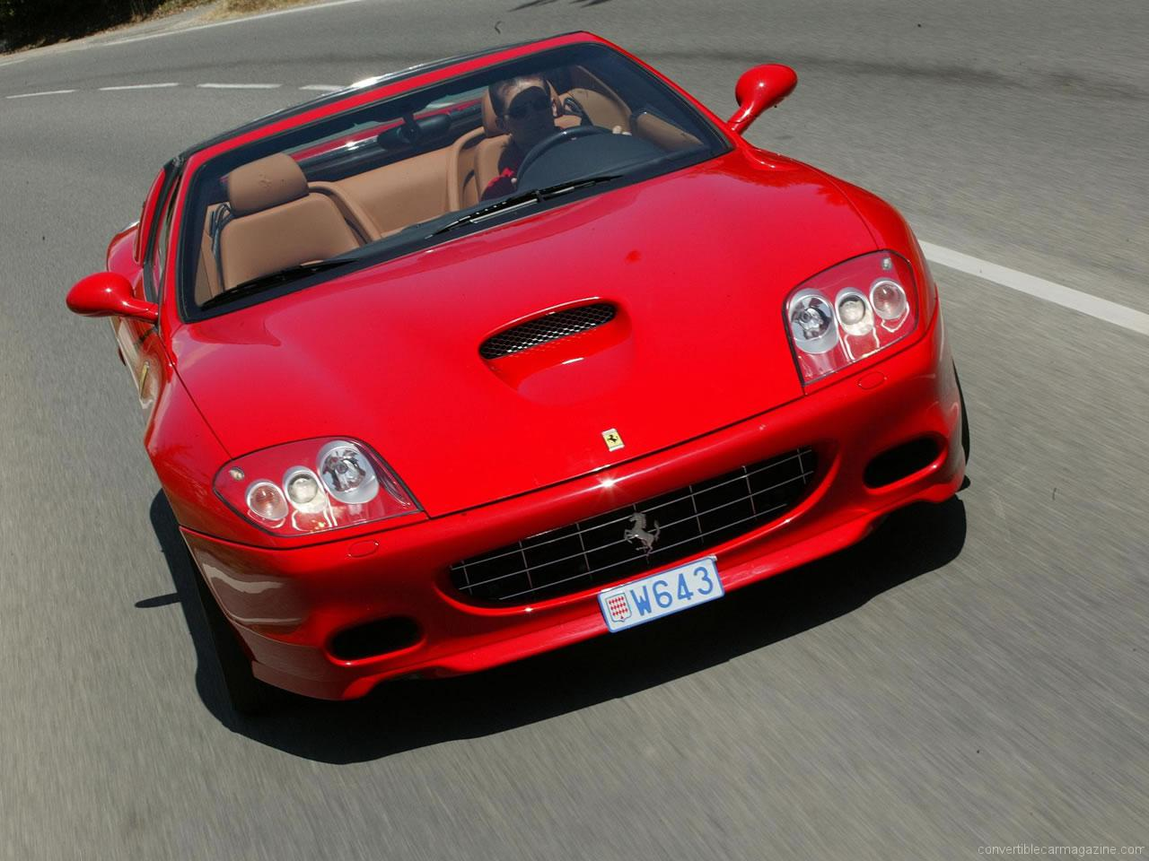 Ferrari 575m Superamerica Buying Guide