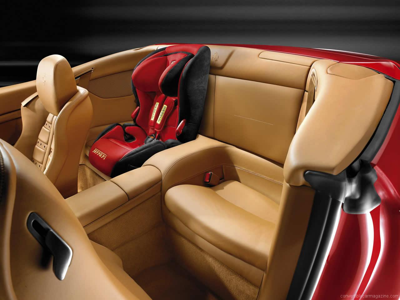 ferrari 4 seater interior images galleries with a bite. Black Bedroom Furniture Sets. Home Design Ideas