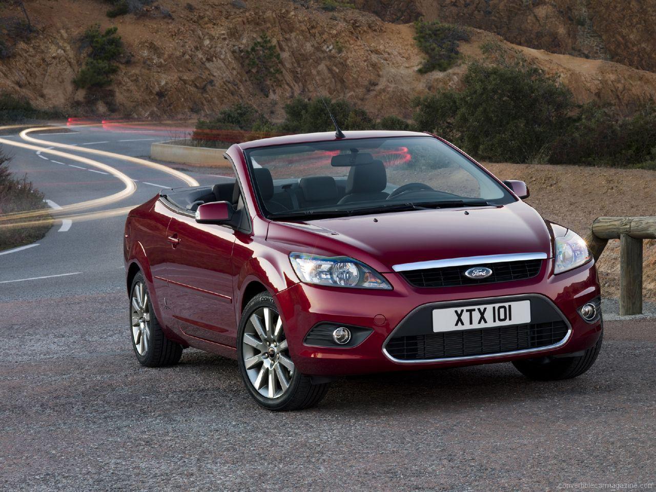 ... Ford Focus CC ...