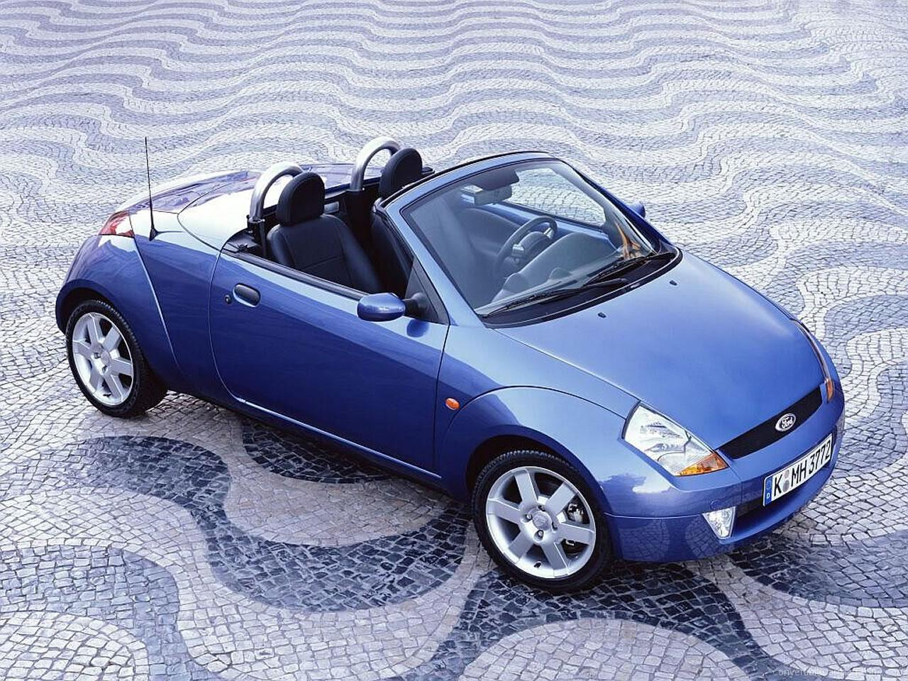 Ford Streetka Buying Guide
