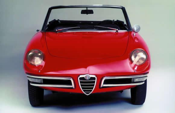 Classic Alfa Romeo Convertibles