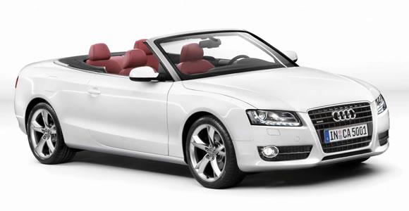 Audi convertible cars