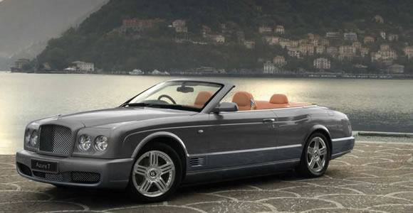 Bentley convertible cars