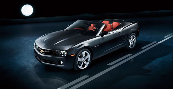 Chevrolet convertible cars
