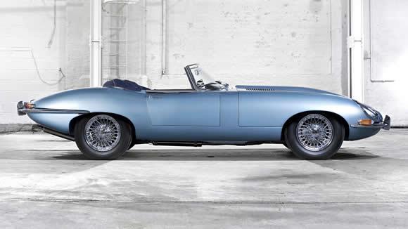 Classic Jaguar Convertibles