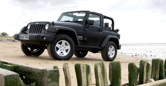 Jeep convertible cars