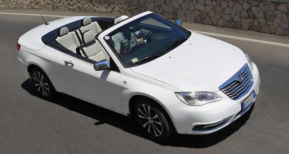 Lancia convertible cars
