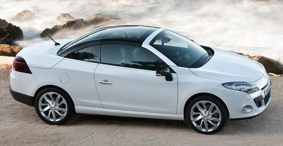 Renault convertible cars